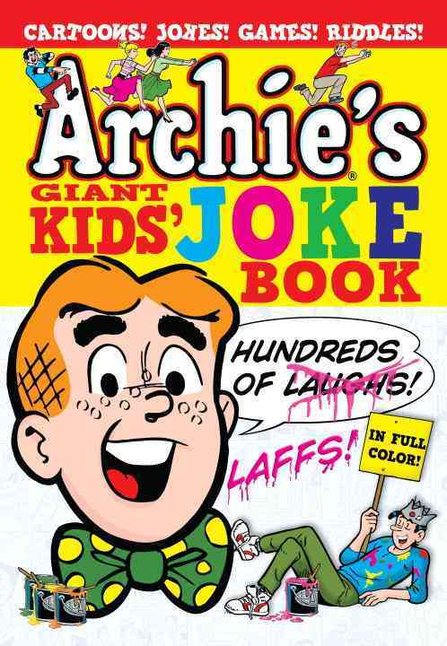 Archie's Giant Joke Book By Archie Superstars